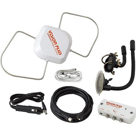 Vision Plus Compact 260 Digital TV Aerial|For Motorhome/Boat/Caravan/Campervan Thumbnail 3