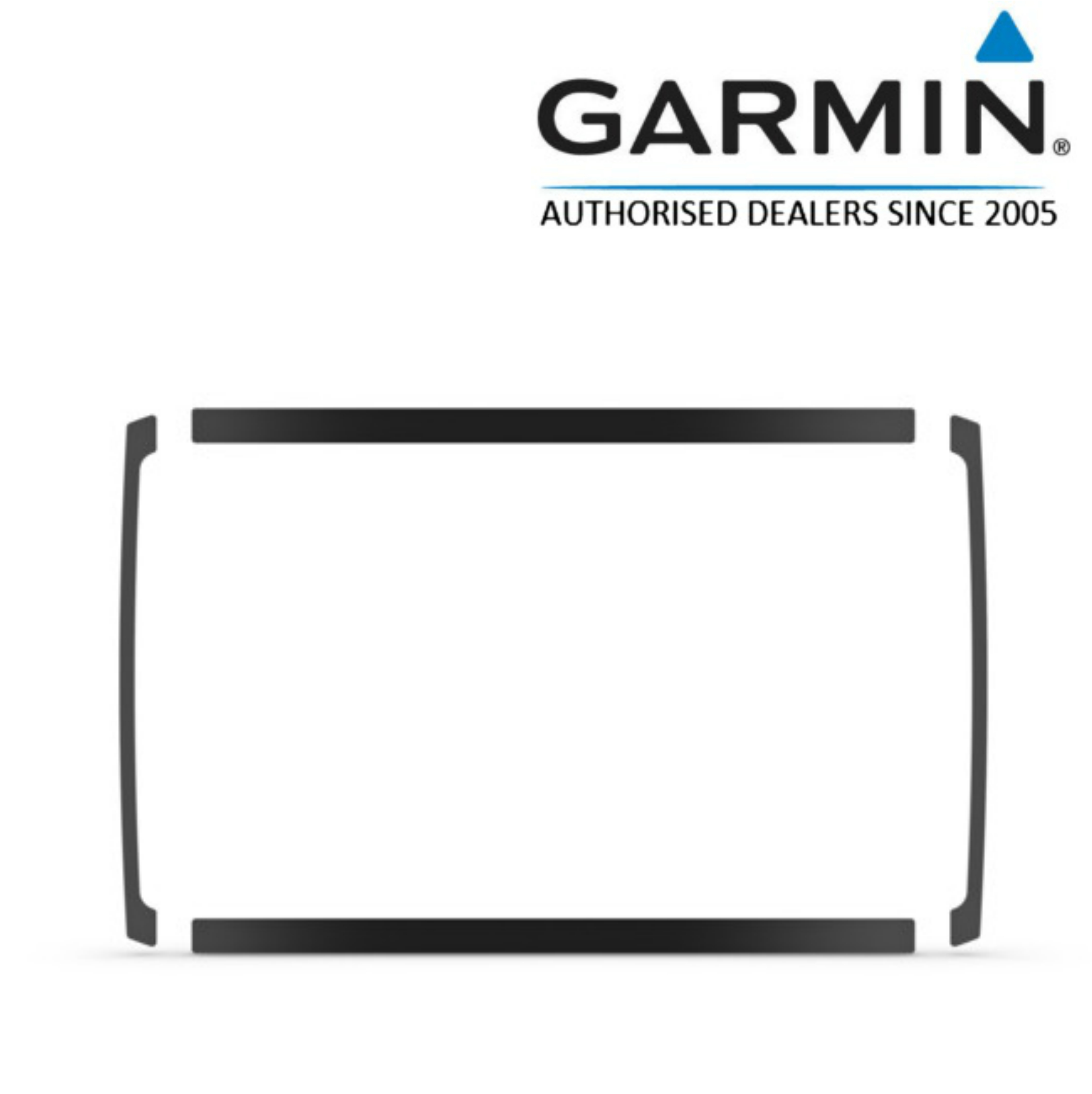 Garmin Flush Mount Kit|Easy Position|Marine Use|Ideal For ECHOMAP+ 75cv/75sv
