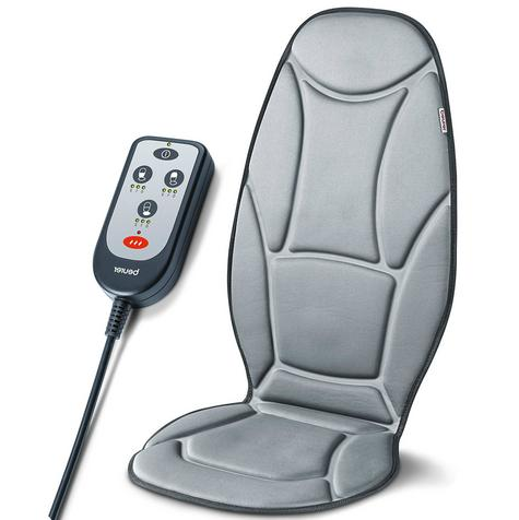 Beurer MG155 Vibrating Seat Cover|Soothing Vibration Massage|Back Neck & Shoulde Thumbnail 2