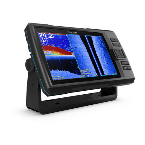 "Garmin STRIKER Plus 9sv | 9"" GPS Fish Finder Active Captain | Waterproof IPX7 | For Marine Thumbnail 4"