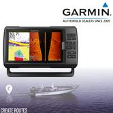 "Garmin STRIKER Plus 9sv- 9"" Active Captain|GPS Fish Finder|Waterproof IPX7|Use in Marine"