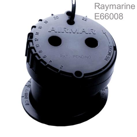 Raymarine E66008|P79 600W Adjustable In-Hull Transducer|50/200 KHZ|Use For Boats|DSM 300&30 Thumbnail 1