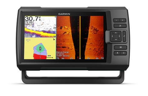 "Garmin STRIKER Plus 9sv- 9"" & GT52HW-TM Transom Transducer|GPS Fish Finder|Boat & Marine Use Thumbnail 2"