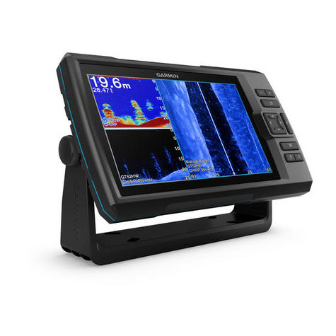 "Garmin STRIKER Plus 9sv- 9"" & GT52HW-TM Transom Transducer|GPS Fish Finder|Boat & Marine Use Thumbnail 4"