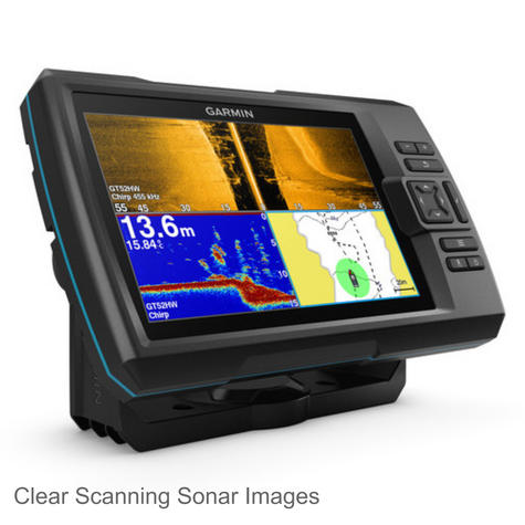 Garmin STRIKER Plus 7sv-7"