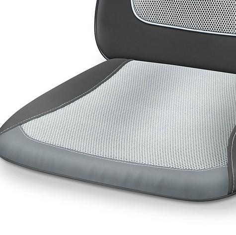 Beurer MG206 Space Saving Shiatsu Seat Cover Back Pain Body Heat Massage Timer  Thumbnail 6