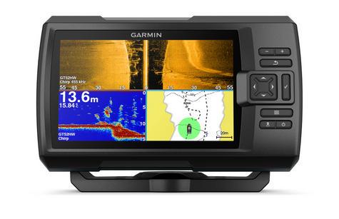 "Garmin STRIKER Plus 7sv - 7"" & Transom Transducer|GPS Fish Finder|IPX7|Use for Marine & Boats Thumbnail 2"