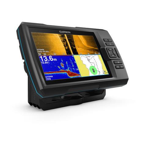 "Garmin STRIKER Plus 7sv - 7"" & Transom Transducer|GPS Fish Finder|IPX7|Use for Marine & Boats Thumbnail 3"