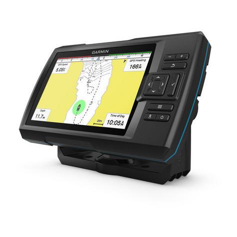 "Garmin STRIKER Plus 7sv - 7"" & Transom Transducer|GPS Fish Finder|IPX7|Use for Marine & Boats Thumbnail 4"