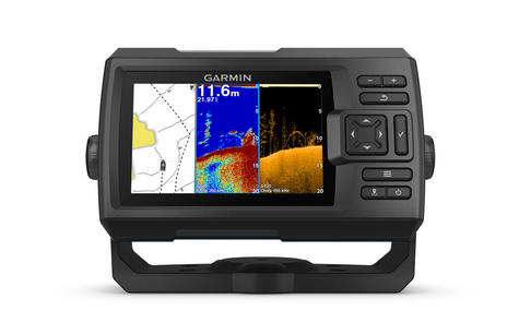 Garmin STRIKER Plus 5cv -5'' Display|Fish Finder|CHIRP sonar|GPS|ClearVü|IPX7|For Marine Thumbnail 2
