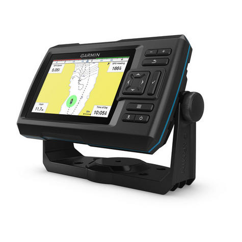 Garmin STRIKER Plus 5cv -5'' Display|Fish Finder|CHIRP sonar|GPS|ClearVü|IPX7|For Marine Thumbnail 4