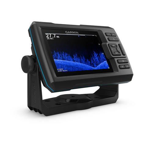 Garmin STRIKER Plus 5cv & GT20TM Transom Transducer|Fish Finder|GPS|IPX7|In Marine Thumbnail 3