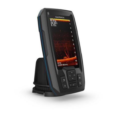 Garmin STRIKER Plus 4cv|GT20-TM Transom Transducer|GPS|IPX7|Fish Finder|In Marine Thumbnail 3