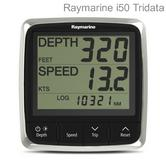 Raymarine E70060|i50 Tridata Digital Instrument Display|Speed & Depth|For Yacht & Boats