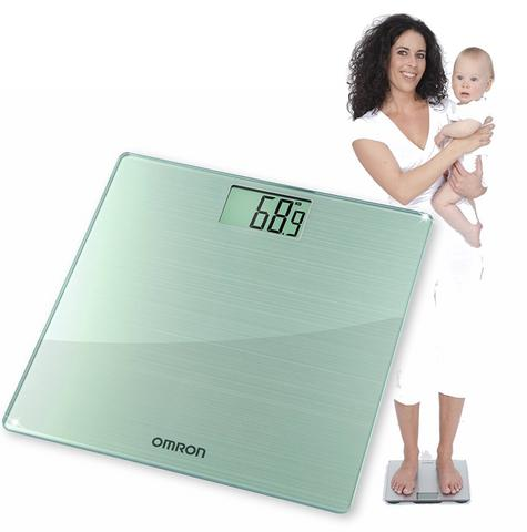 Omron HN288 Home Personal Scale|Digital Display|Stylish Design|On/Off Technology Thumbnail 1