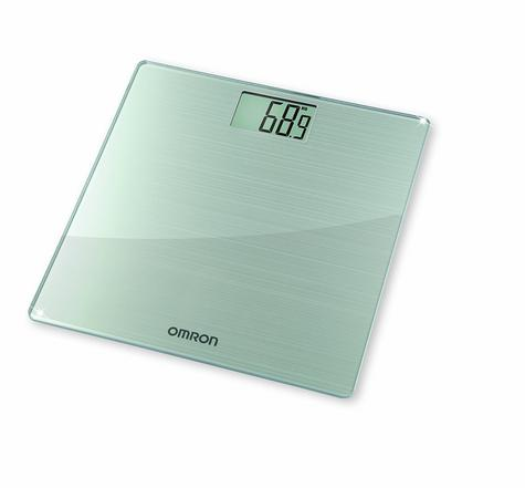 Omron HN288 Home Personal Scale|Digital Display|Stylish Design|On/Off Technology Thumbnail 2