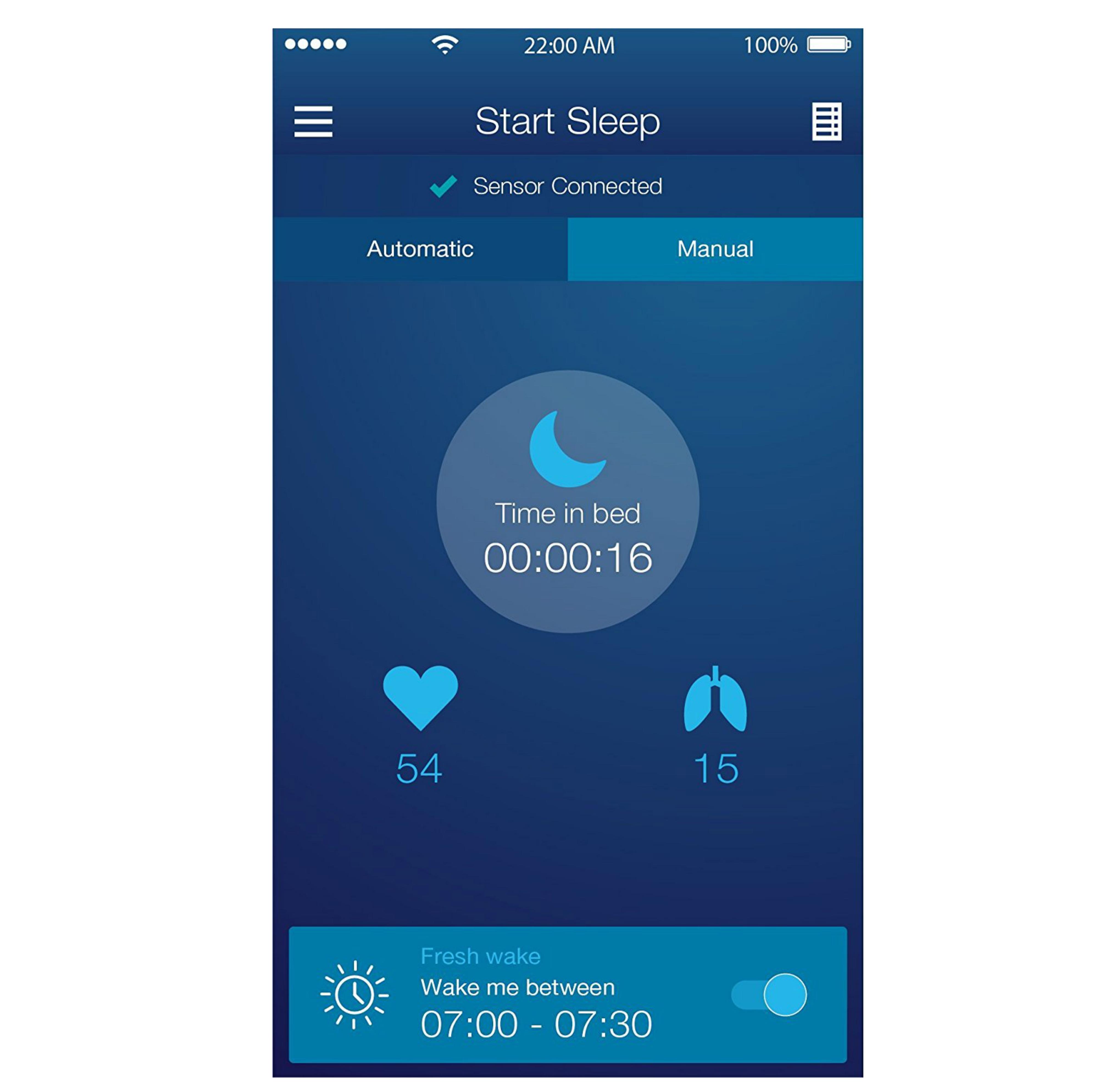 Beurer SE80 Sleep Expert Scientific Sleep Monitor Heart & Respiratory Rate  Count