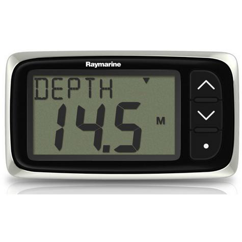 Raymarine E70064|i40 Depth Instrument Display|Sharp LCDs|Low Power|For Yacht & Ribs Thumbnail 2