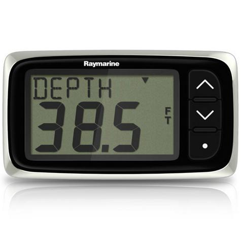 Raymarine E70064|i40 Depth Instrument Display|Sharp LCDs|Low Power|For Yacht & Ribs Thumbnail 3
