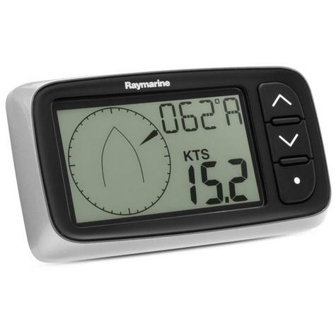Raymarine E70065|i40 Wind Instrument Display|Sharp LCDs|Large Control|Yacht&Ribs Thumbnail 3