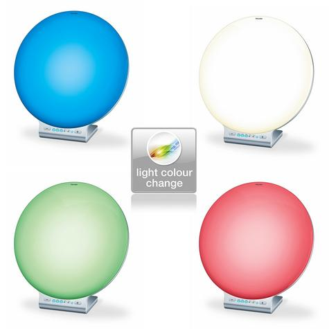 Beurer TL100 2 in 1 Daylight & Moodlight Colour Lamp?Imbalance/Low Mood Relief Thumbnail 5