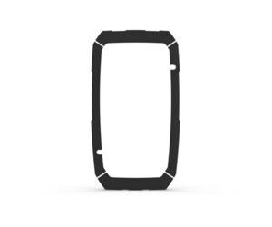 Garmin Flush Mount Kit for STRIKER+ 4/4cv Easy Install Use Marine Device 010-12440-10 Thumbnail 2