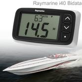 Raymarine E70066|i40 Bidata Instrument Display|Speed/Depth/Log & Sea-Temp|For Yachts-RIBs