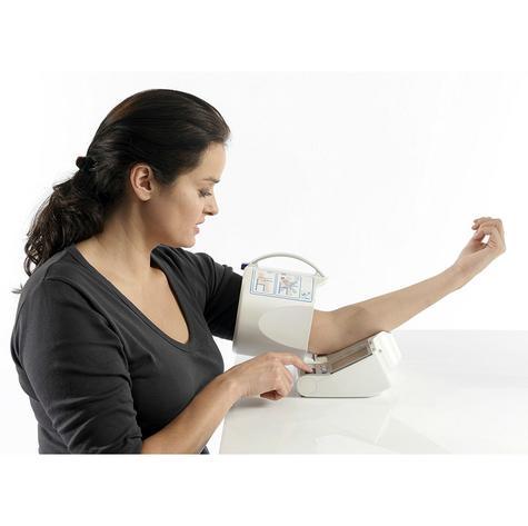Omron i-Q132  Spot Arm Blood Pressure Monitor with Small Cuff (HEM-1010-UK) - NEW Thumbnail 4