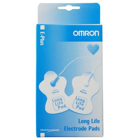 Omron Long Life Pads for Electronic Nerve Stimulators - 4928818-7 ( Pack Of 2) Thumbnail 2