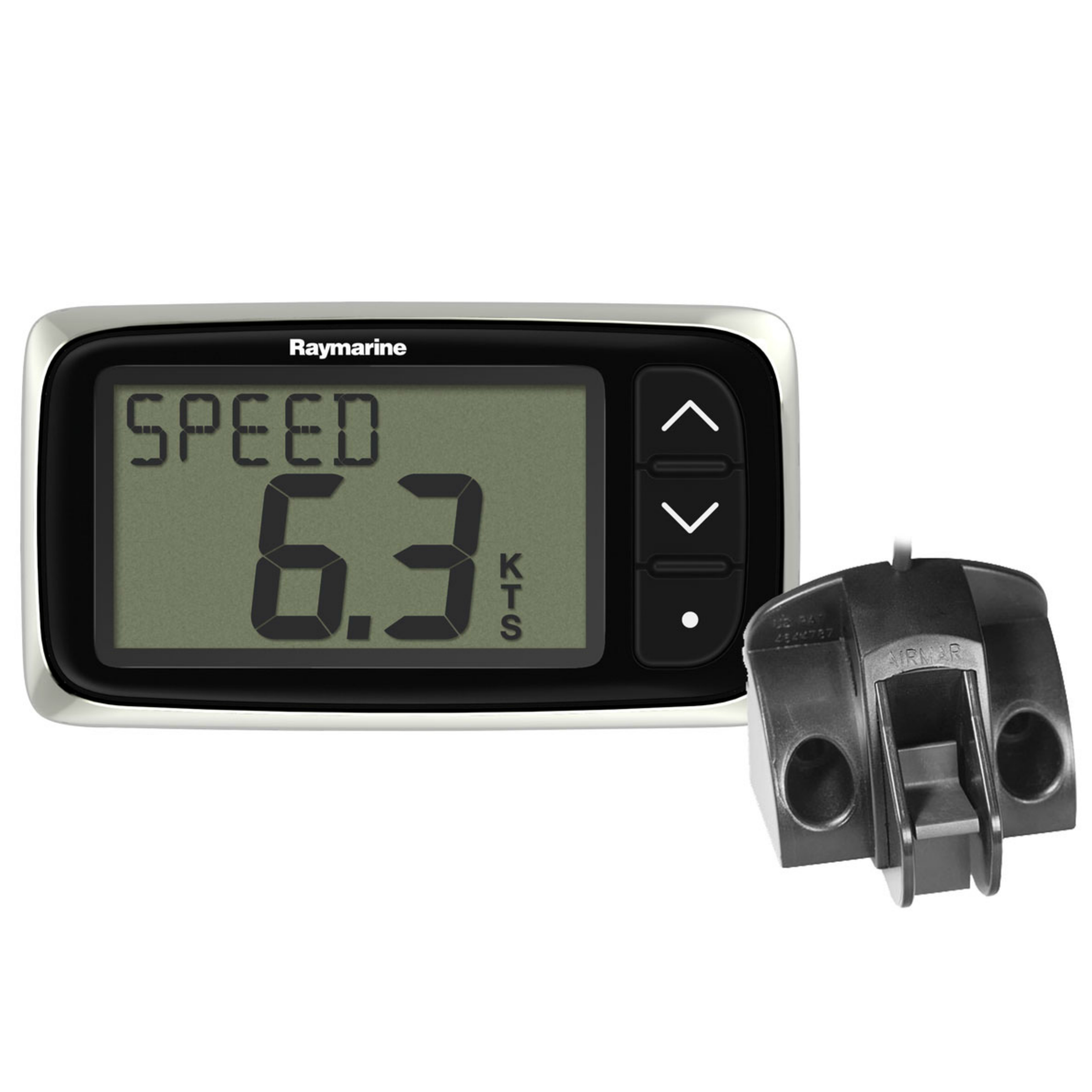 Raymarine E70141|i40 Speed Instrument Pack|ST69 Speed/Temp Transom Mount|For Boat & RIBs
