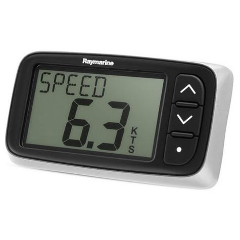 Raymarine E70141|i40 Speed Instrument Pack|ST69 Speed/Temp Transom Mount|For Boat & RIBs Thumbnail 2
