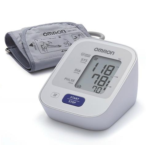 Omron M2Y14 Upper Arm Blood Pressure Monitor|Digital Display|(HEM-7121-E) - White Thumbnail 1