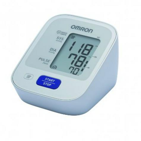 Omron M2Y14 Upper Arm Blood Pressure Monitor|Digital Display|(HEM-7121-E) - White Thumbnail 2
