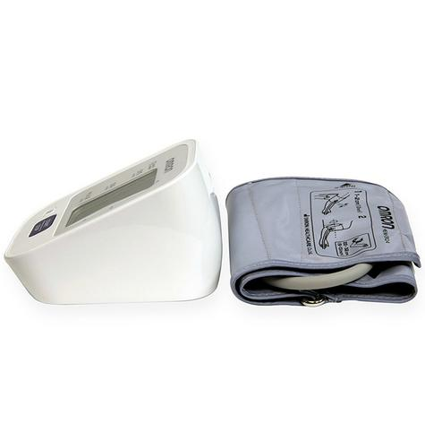 Omron M2Y14 Upper Arm Blood Pressure Monitor|Digital Display|(HEM-7121-E) - White Thumbnail 4