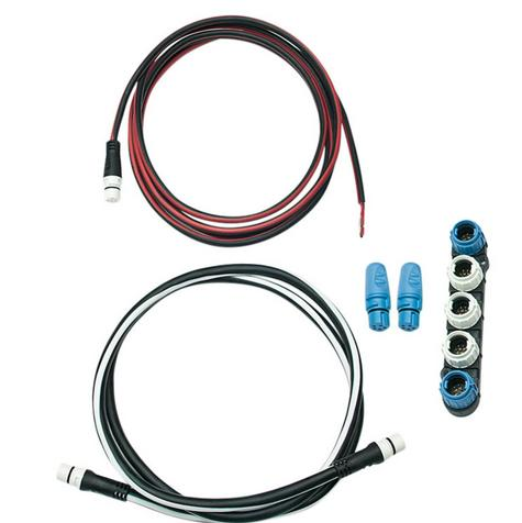 Raymarine-T70134|STNG Starter Kit|1xA06064|2xA06031|1xA06040|1xA06049|For Marine Thumbnail 1