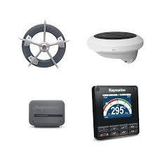 Raymarine Evolution Wheel Pilot|p70 Control Head|ACU-100 & Wheel Drive|In Marine Thumbnail 3