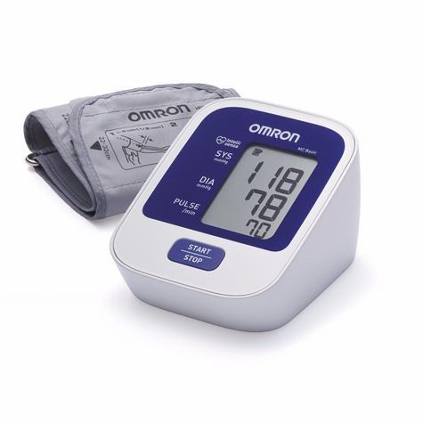 Omron M2 BASIC Y14 Automatic Blood Pressure Monitor|Digital Display|(HEM-7120-E) Thumbnail 1