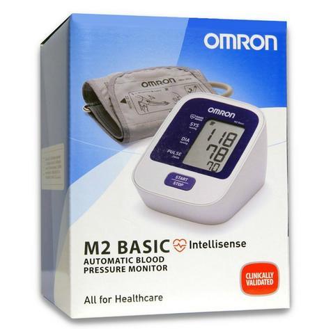 Omron M2 BASIC Y14 Automatic Blood Pressure Monitor|Digital Display|(HEM-7120-E) Thumbnail 2