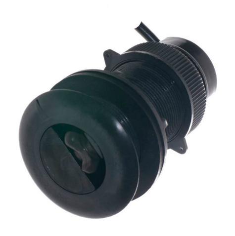 Raymarine T910 Speed Depth Temperature Waterproof Triducer 50m Range for Marine Thumbnail 1
