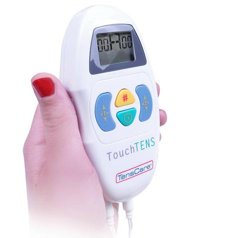 TensCare Touch TENS Unit|Natural Pain Relief Machine|Comfortable Stimulation|New Thumbnail 6