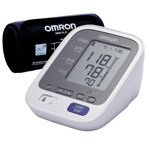 Omron M6 Comfort Y14 Professional Blood Pressure Monitor (HEM-7321-E) - NEW Thumbnail 1