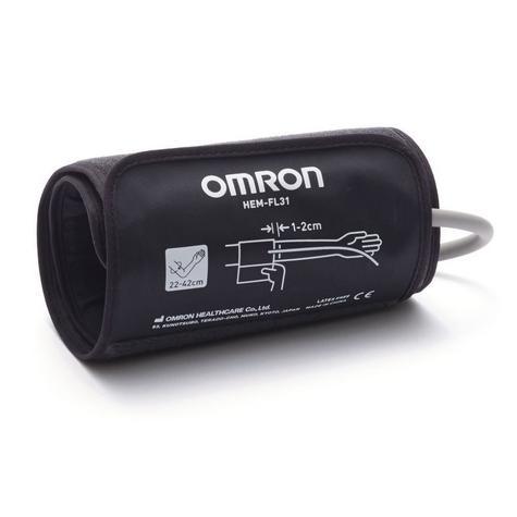 Omron M6 Comfort Y14 Professional Blood Pressure Monitor (HEM-7321-E) - NEW Thumbnail 2