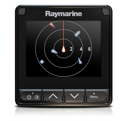 Raymarine i70s Instrument System Pack|i70s|Wind&DST Txds|AIS Repeater|For Marine Thumbnail 3