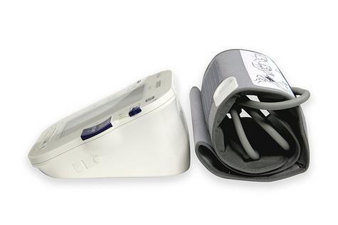 Omron M10 IT Intellisense Morning Hypertension Blood Pressure MonitorHEM-7080I-E Thumbnail 3