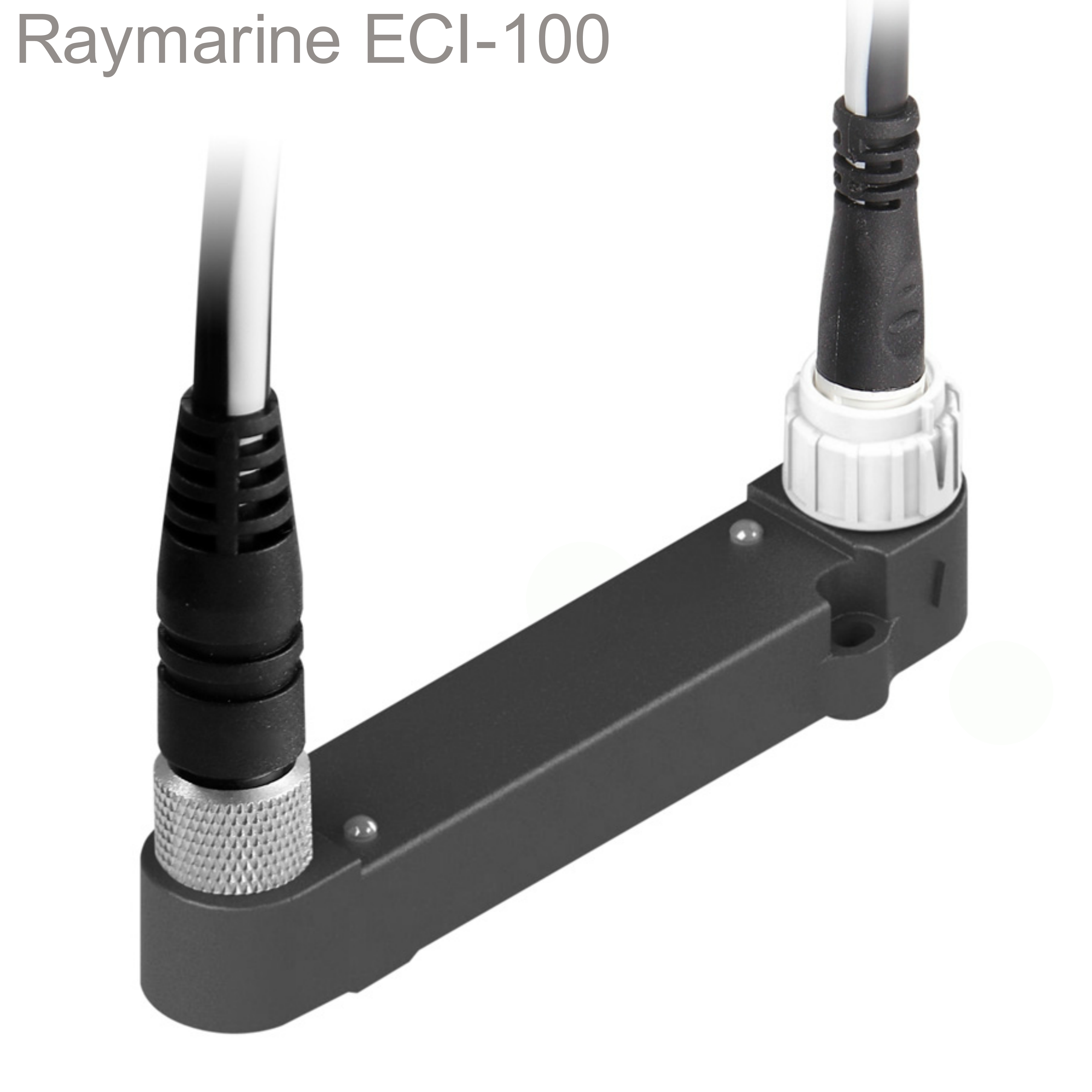 Raymarine E70227|ECI-100 Universal Engine&Control Interface|For Data Radar/Sonar/Navigation