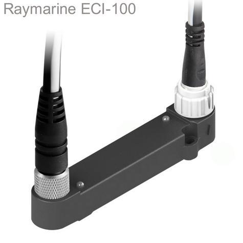 Raymarine E70227|ECI-100 Universal Engine&Control Interface|For Data Radar/Sonar/Navigation  Thumbnail 1