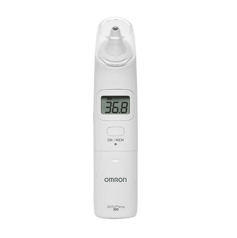 OMRON Gentle Temp 520 Digital Ear Thermometer|1 Second Measurement| NEW| Thumbnail 3