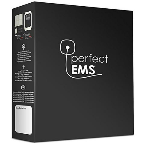 TensCare Perfect EMS Muscle Stimulator Tens -Toning & Body Pain Relief Machine Thumbnail 5