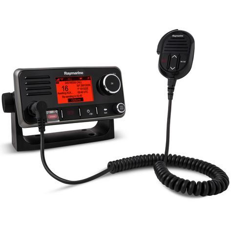 Raymarine E70245|Ray60 Marine VHF Radio|LCD Dual Station & Intercom|NMEA2000/0183 Thumbnail 2