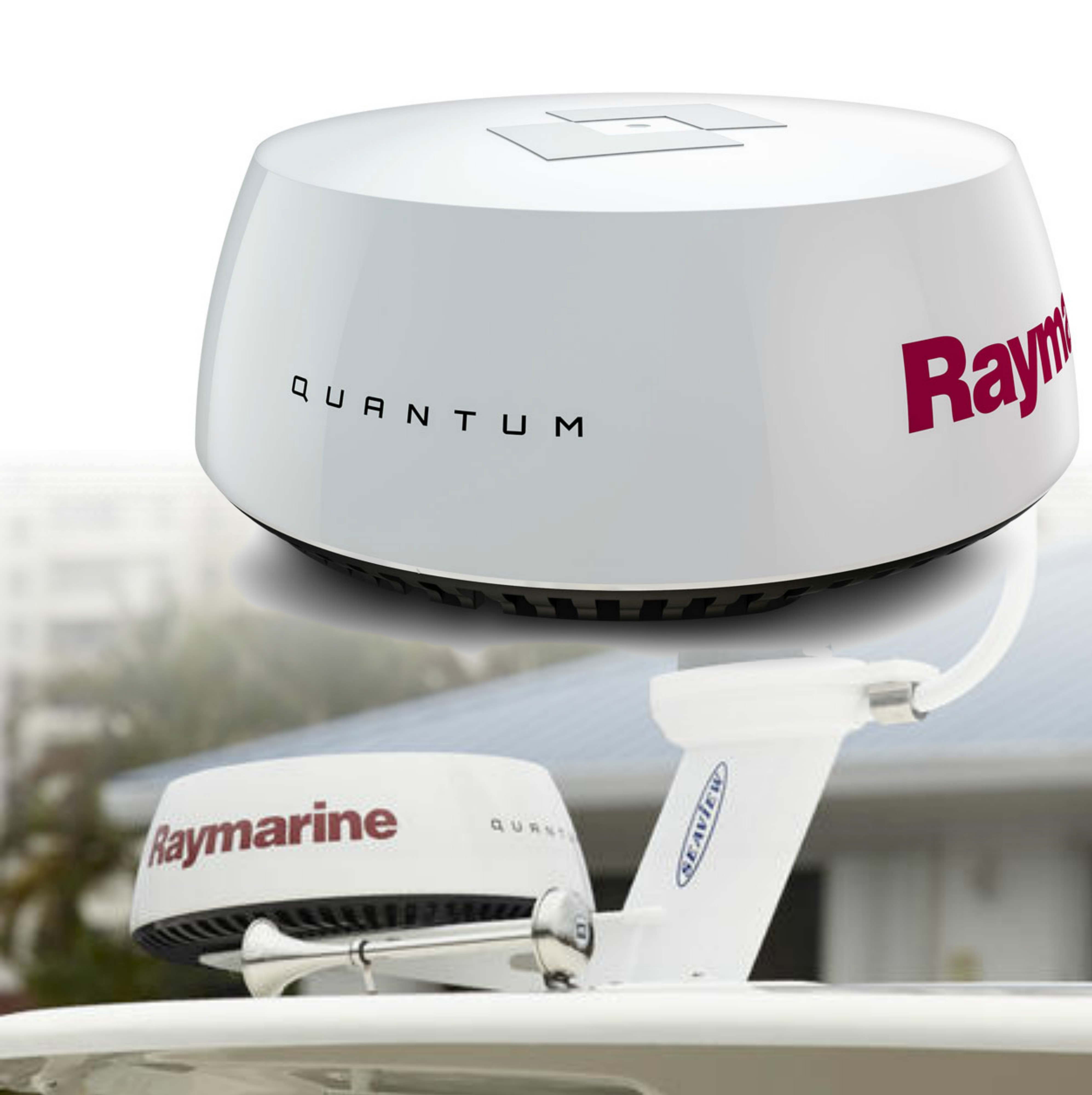 "Raymarine-T70266|Quantum Q24C 18""Radar